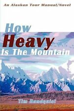 How Heavy is the Mountain