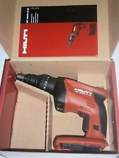 HILTI  ST1800-A18, 18v Cordless  Torque Metal Screwdriver In Box