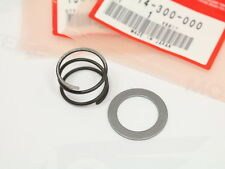 Honda CB 400 Spring Washer Set Oil Filter Genuine New