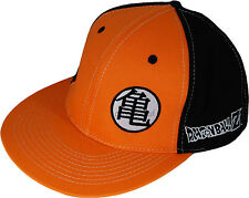Dragon Ball Z Goku Kame Kanji Adjustable Snap Cap New Official Licensed