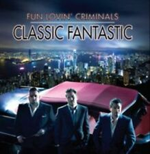 Classic Fantastic by Fun Lovin' Criminals (CD, Jul-2015, Cooking Vinyl)