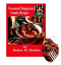 Treasured Hungarian Family Recipes® 1 -  English Language Cookbooks