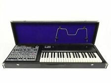 Roland SH-3A Vintage Analog Synthesizer w/ Hard Case Working RARE SH 3 5 1000