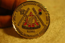 US Army Moving Relocation Company MRC Medallion