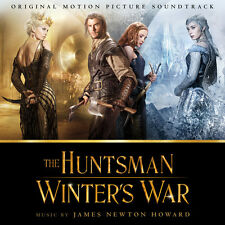 Huntsman: Winter's War (Score) / O.S.T. - James Newton Howard (2016, CD NEUF)