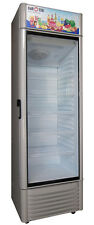 Eurotek 12.5 cu ft Glass Showcase Bottle Cooler For Sale