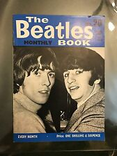 The Beatles Monthly Books March 1965 No 20 Magazine GEORGE AND RINGO COVER!