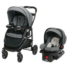 Graco Modes Click Connect Travel System Stroller - Downton