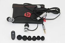 Gray UrBeats Beats by Dr. Dre In-Ear Wired only Headphones Earbuds Authentic