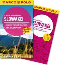 !! Slowakei mit Karte 2014 UNGELESEN Reiseführer  Urlaub Marco Polo