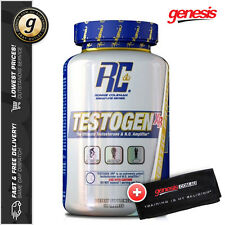 Ronnie Coleman TESTOGEN XR - *90 Capsules* Test Booster Nitric Oxide + Shaker!