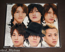 KAT-TUN - Don't U Ever Stop CD Single JPOP RE JE Arashi,NO OBI