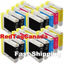 20 New Ink Cartridge Fits Brother LC-51 LC51 DCP-130C, DCP-330C, DCP-350C