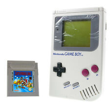 Nintendo GAME BOY CLASSIC + Super Mario Land 1 TOP Condizione