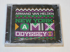 New York A Mix Odyssey Part Two Armand Van Helden CD **Cracked Jewel case NEW
