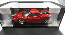 1/12 BBR FERRARI 488 GTB IN COLOR ROSSO CORSA N MR