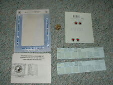 Microscale  decals N 60-37 Northern Pacific 40' 50' 60' box cars 1958-70  G18