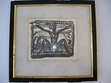 george rouault woodcut engraving