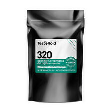 TestoRoid 320 Estimulador de la Testosterona Más Fuerte Disponible