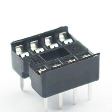 Unique 40x 8 Pin DIP8 Integrated Circuit IC Sockets Adaptor Solder Type