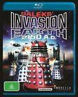 DALEKS Invasion Earth 2150 A.D. blu-ray (Zone B)