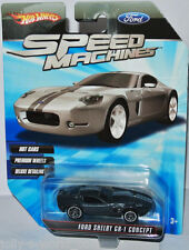 Speed Machines - FORD SHELBY GR-1 CONCEPT  grey metallic - 1:64 Hot Wheels