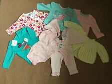 Next, F&F, Primark Baby Girl Clothes Bundle  Bnwt 0-3 Months