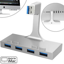 Sabrent 4-Port USB 3.0 Hub For iMac Slim Unibody (HB-IMCU)