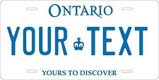 Ontario 1997 Tag License Plate Personalized Auto Car Custom VEHICLE OR MOPED