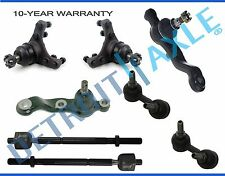 Brand New 8pc Complete Front Suspension Kit 2001 - 2003 Toyota Tacoma 2WD 5 Lug