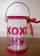 NEW HUGS & KISSES VALENTINE'S DAY GIFT CONTAINER w/ OPENER - CANDY - SMALL GIFTS