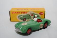 P DINKY TOYS 110 ASTON MARTIN DB3 SPORTS GREEN MINT BOXED RARE SELTEN