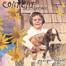 Content Destinations * - Jennifer Small (CD 2002) * SALES GO TO CHARITY!