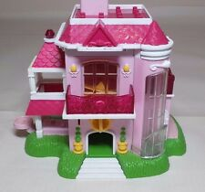 Pink Barbie Dream House SQUINKIES Dispenser Playset Building