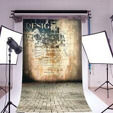 3x5FT Graffiti Wall Photography Backdrops Background Vinyl Photo Studio Props