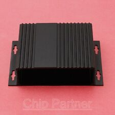 Aluminum PCB Instrument Box Enclosure Electronic Project Case DIY - 100*147*41mm
