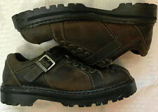 Mens Skechers Leather Upper Boots Size 11