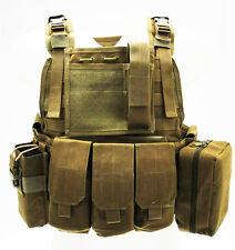 Veste Corset Tactique BRONZAGE Ciras 7 poches Et M.O.L.l.et