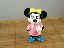 Disney Minnie Figurine Stamped