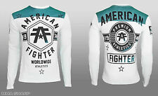 American Fighter by Affliction Jacksonville Thermal Tee Shirt White Medium