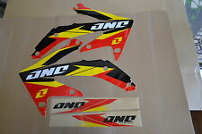 ONE INDUSTRIES DELTA  GRAPHICS HONDA CRF450R CRF450  2005 2006 2007 2008