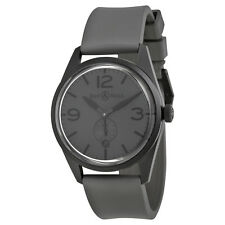 Bell and Ross Vintage Commando Grey Dial Mens Watch BRV123-COMMANDO