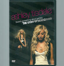 DVD Ashley Tisdale - The Story of Headstrong - Doku und Musikvideo 2007