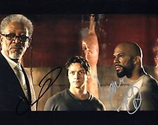 GFA Wanted Movie * JAMES McAVOY & COMMON * Signed 8x10 Photo COA