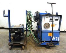 MILLER 1983 CONSTANT POTENTIAL WELDING POWER SOURCE CP-300, W/ S-52E WIRE FEEDER