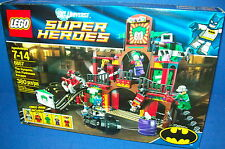 LEGO 6857 Super Heroes - The Dynamic Duo Funhouse Escape  BATMAN retired NIB TRU