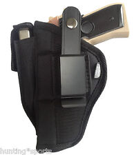 Gun Holster Fits Ruger P94 P95 P97 SR9 P345 Use Holster Left or Right Hand Carry