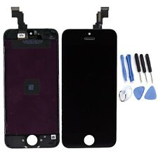 Black iPhone 5C LCD Display Replacement Touch Screen Digitizer Free Tool Kits US