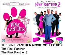THE PINK PANTHER MOVIE COLLECTION DVD Part 1 and 2 Films Steve Martin SEALED UK