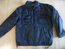XPS schöne leicht wattierte Jacke schwarz Gr. M TOP MS116